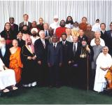 Millennium World Peace Summit, 2000