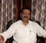 BJP's city president for Deoband, Gajraj Rana