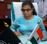 woman IAS officer